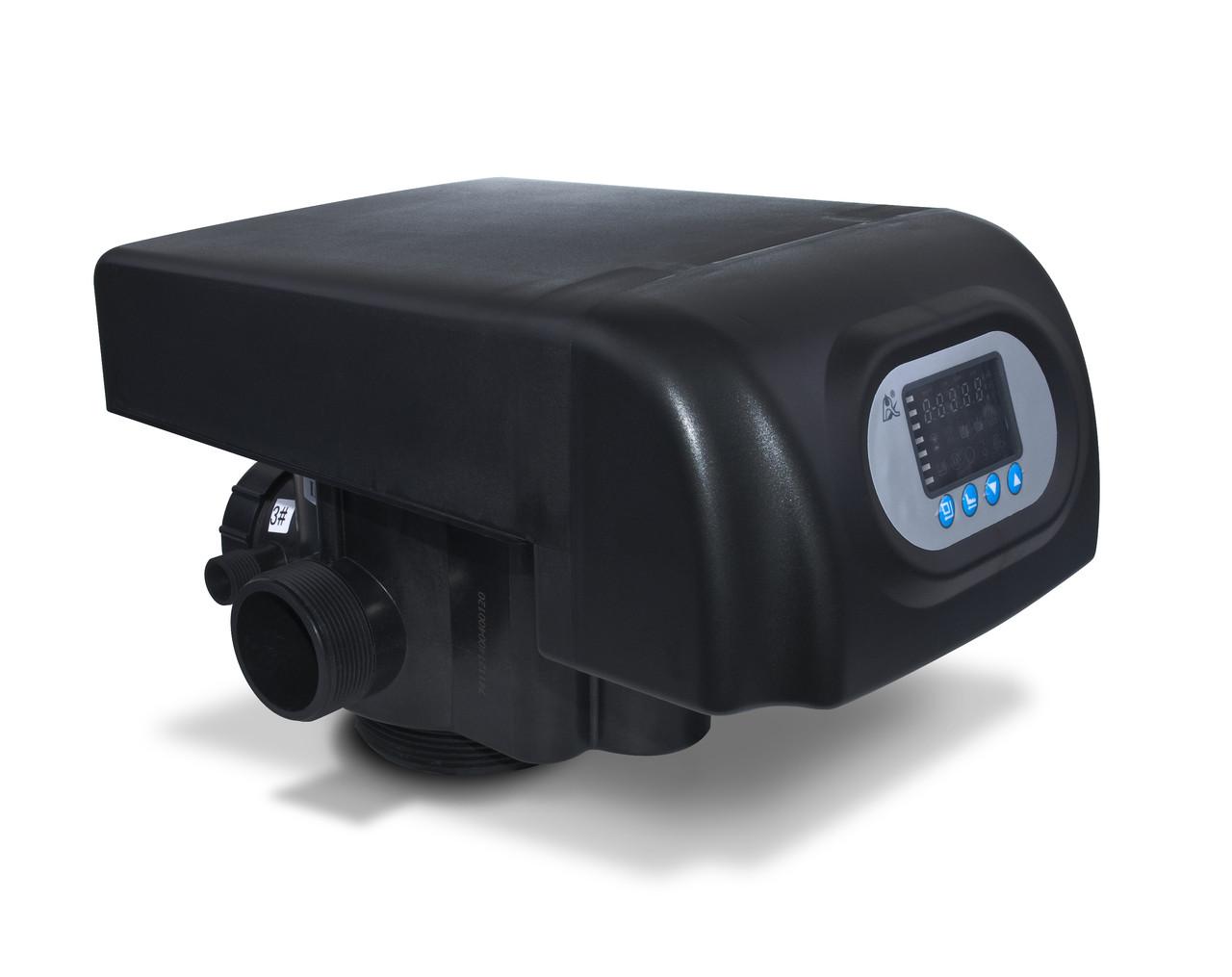 Автоматический клапан для умягчителей с прямоточной регенерацией по объему RX 74 A3  , фото 1