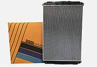 Радиатор двигателя DAF 95XF (без рамки)