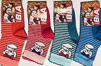 Шкарпетки дитячі демісезонні дівчинка ВиАтекс розмір 16(26-28) асорті, фото 1