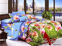 Семейный комплект постельного белья 3 д