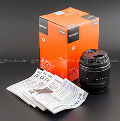 Sony DT 18–55 mm F3.5–5.6 SAM II (SAL18552)