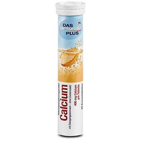 Витамины Das Gesunde Plus Calcium (Кальций), фото 2