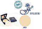 Пудра компактная Ffleur PP624 №3, фото 2