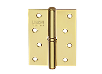 Петля для дверей Linde - H-100 PB (стальная, съемная)