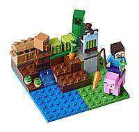 Конструктор Лего Майнкрафт 21138 LEGO Арбузная ферма, фото 1