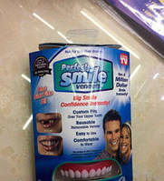 Отбеливатель для зубов perfect smile, ВИНИРЫ ДЛЯ ЗУБОВ PERFECT SMILE VENEER, Мгновенные белые зубы