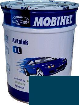 Автокраска 481 Голубая Helios Mobihel алкидная 1л