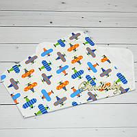 Непромокаемые пеленки для новорожденных -07