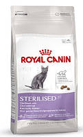 Royal Canin (Роял Канин) Sterilised корм для стерилизованных кошек, 400 г