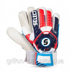 Перчатки вратарские SELECT 04 Hand guard для детей