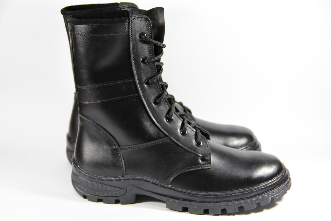 Тактические ботинки из натуральной кожи MAX 02 AS