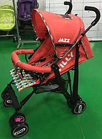 Детская Коляска-трость TILLY Jazz BT-SB-0008 CRIMSON ***
