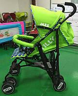 Детская Коляска-трость TILLY Jazz BT-SB-0008 GREEN 106 ***
