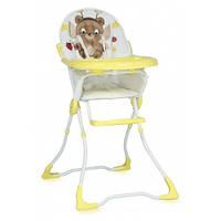 Стульчик для кормления Bertoni MARCEL (yellow fairy bear)
