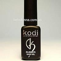 Kodi Rubber Base (Каучуковое базовое покрытие для гель лака, основа) 12мл