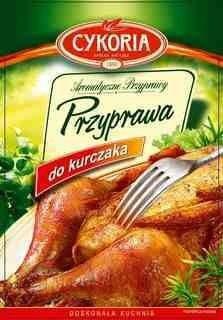 Приправа для курчати (курки) Cykoria 40 г Польща
