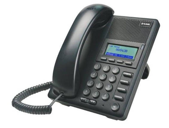 IP телефон D-Link DPH-120S/F1, фото 2