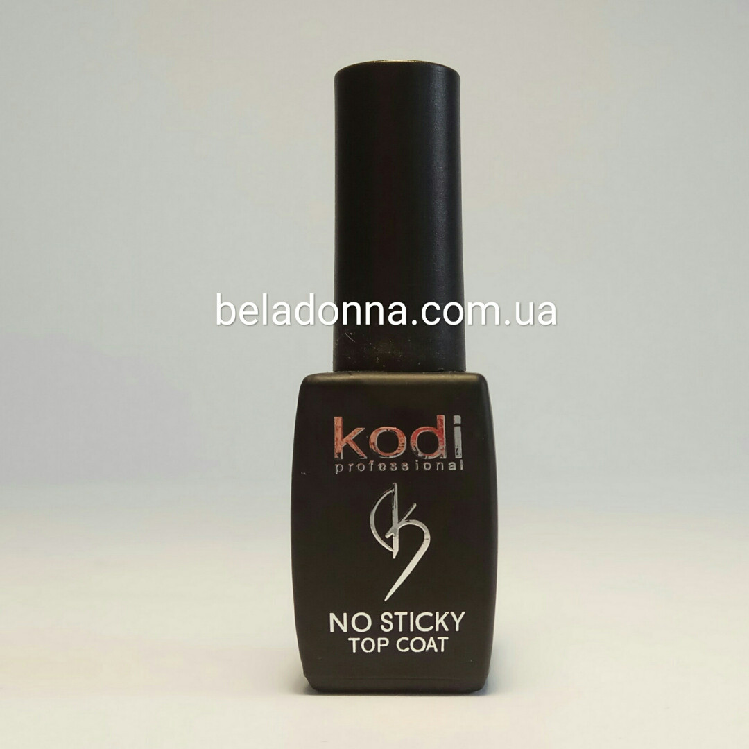 Kodi No Sticki Top Coat (топ без липкого слоя) 8 мл