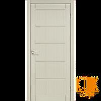 """Межкомнатная дверь коллекции """"Vicenza"""" VC-01 (дуб беленый)"""