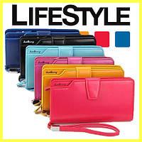 Новое Женское портмоне-клатч бумажник Baellerry Gems!