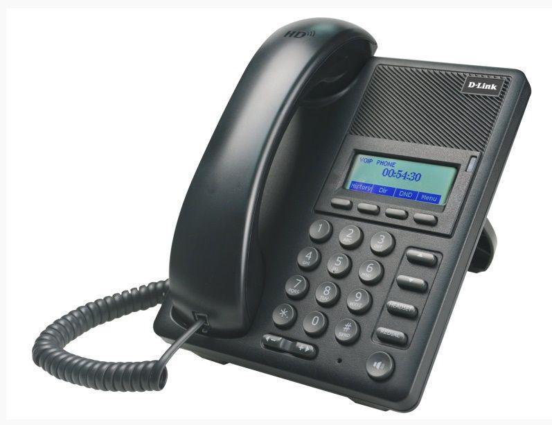 IP телефон D-Link DPH-120SE/F1