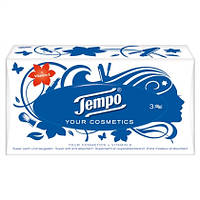 Tempo Your Cosmetics + Vitamin E Kosmetiktücher Box - Косметические салфетки для лица