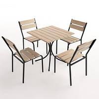 Набор мебели стол и 2 стула