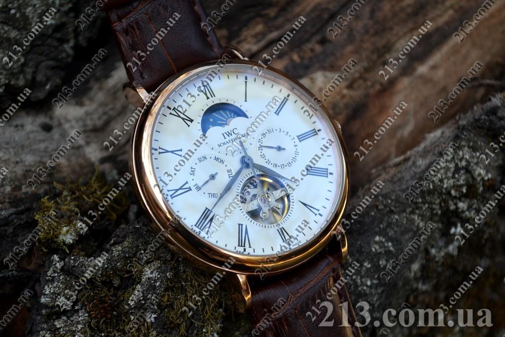 Эксклюзивные копии мировых брендов часового мастерства. Живые фото!