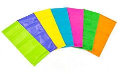 Лента эластичная для фитнеса и йоги (р-р 1,5м x 15см x 0,35мм)  (латекс, цвета в ассортименте)