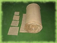 Ткань джутовая(мешковина) 90х90см