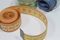 Сантиметр портняжный 12шт. в пластиковой коробке 150см