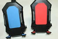 Держатель для телефона автомобильный (присоска на стекло):Красный