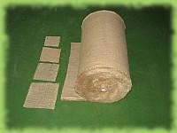 Ткань джутовая(мешковина) 100х100см, фото 2