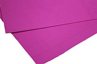 Фоамиран матовый (разные цвета) 2мм/20х30см:Розовый