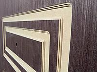 Фрезеровка дверных накладок