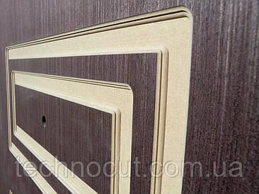 Изготовление дверных накладок