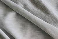 Ткань двухнитка серая светлая (1,80м), фото 1
