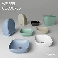 Цветная сантехника Catalano - элитная новинка итальянского дизайна