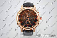 Копия часов Patek Philippe Sky Moon Gold Black