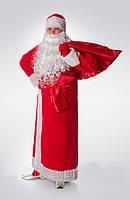 Карнавальный костюм Деда Мороза для взрослых