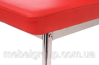 Стілець N-68 червоний, фото 3