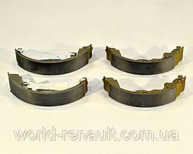 Барабанные тормозные колодки (задние) Renault Kangoo II c 2008/ LPR 09890