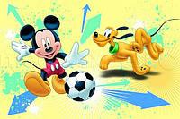 Печать на холсте DISNEY Mickey и Pluto (40 x 60)