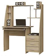 Компьютерный стол Эверест Школьник-стиль Дуб Сонома