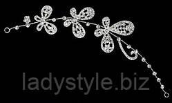 """Шикарное украшение  для волос  """"Бабочки"""" от LadyStyle.Biz"""