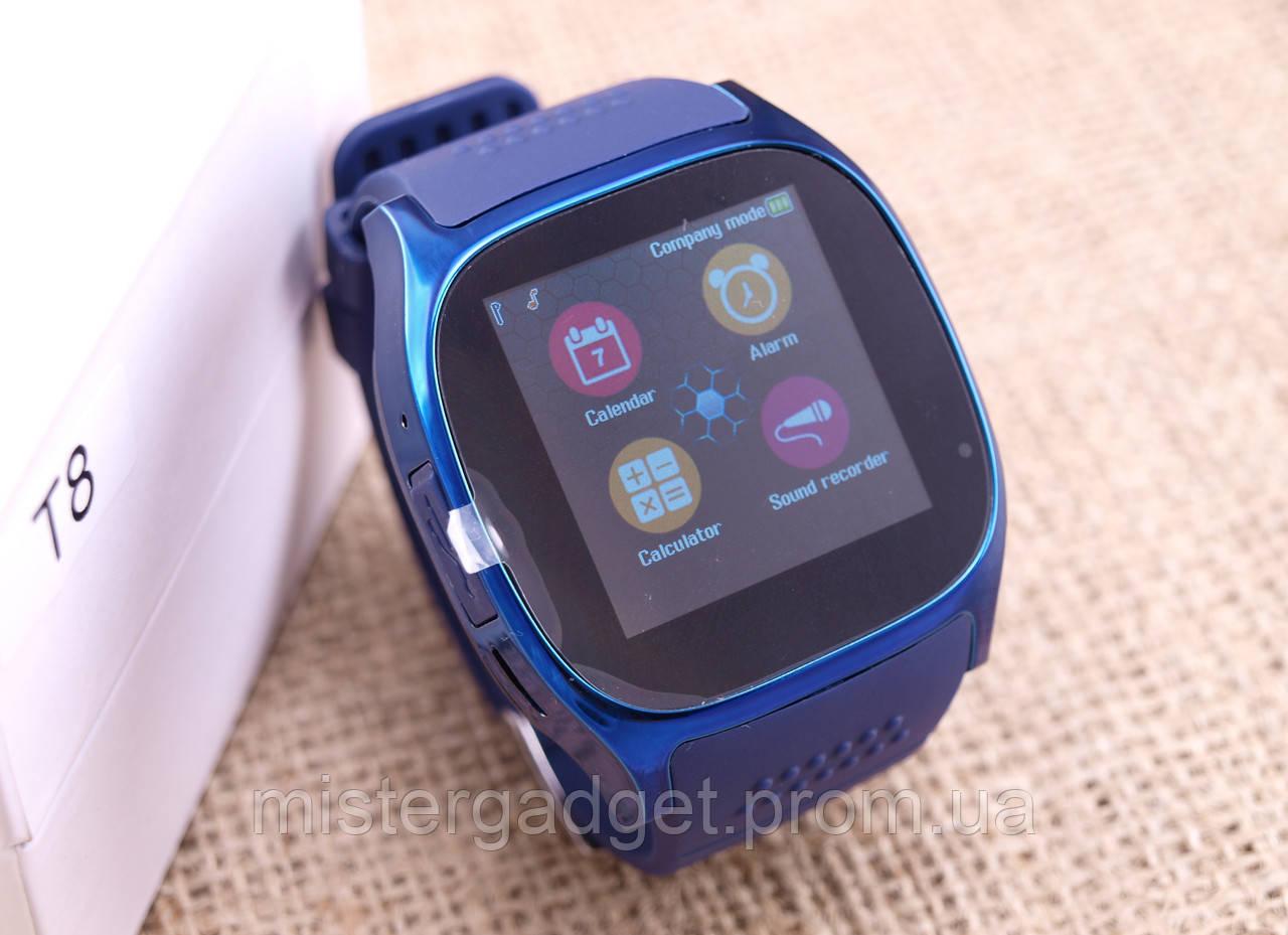 Умные часы телефон Smart Watch T8