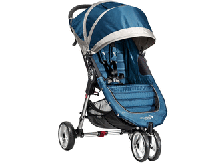 Коляска BABY JOGGER City Mini Single teal/grey
