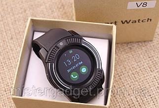 Розумні годинник-телефон Smart Watch V8