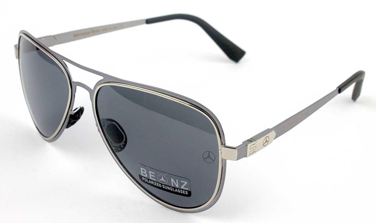 Солнцезащитные очки Именные (polarized) MB8935-2