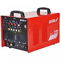 Сварочный аппарат DEDRA DESTi225AC TIG 225A AC/DC